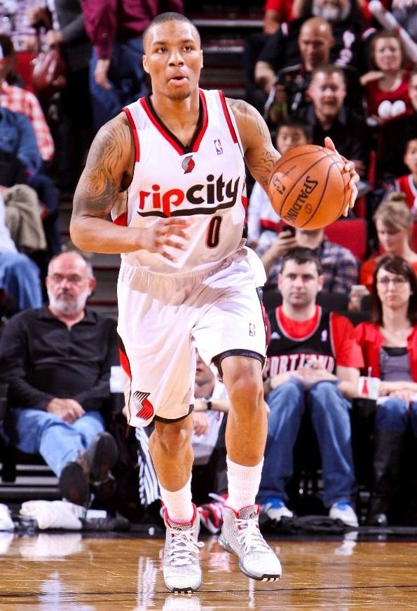 Damian Lillard é eleito calouro do ano na NBA