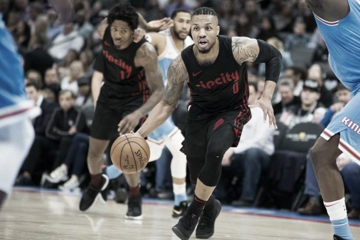 Resumen NBA: Pacers, Cavs y Damian Lillard como protagonistas