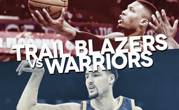 Previa: Warriors - Trail Blazers: en búsqueda del bicampeonato