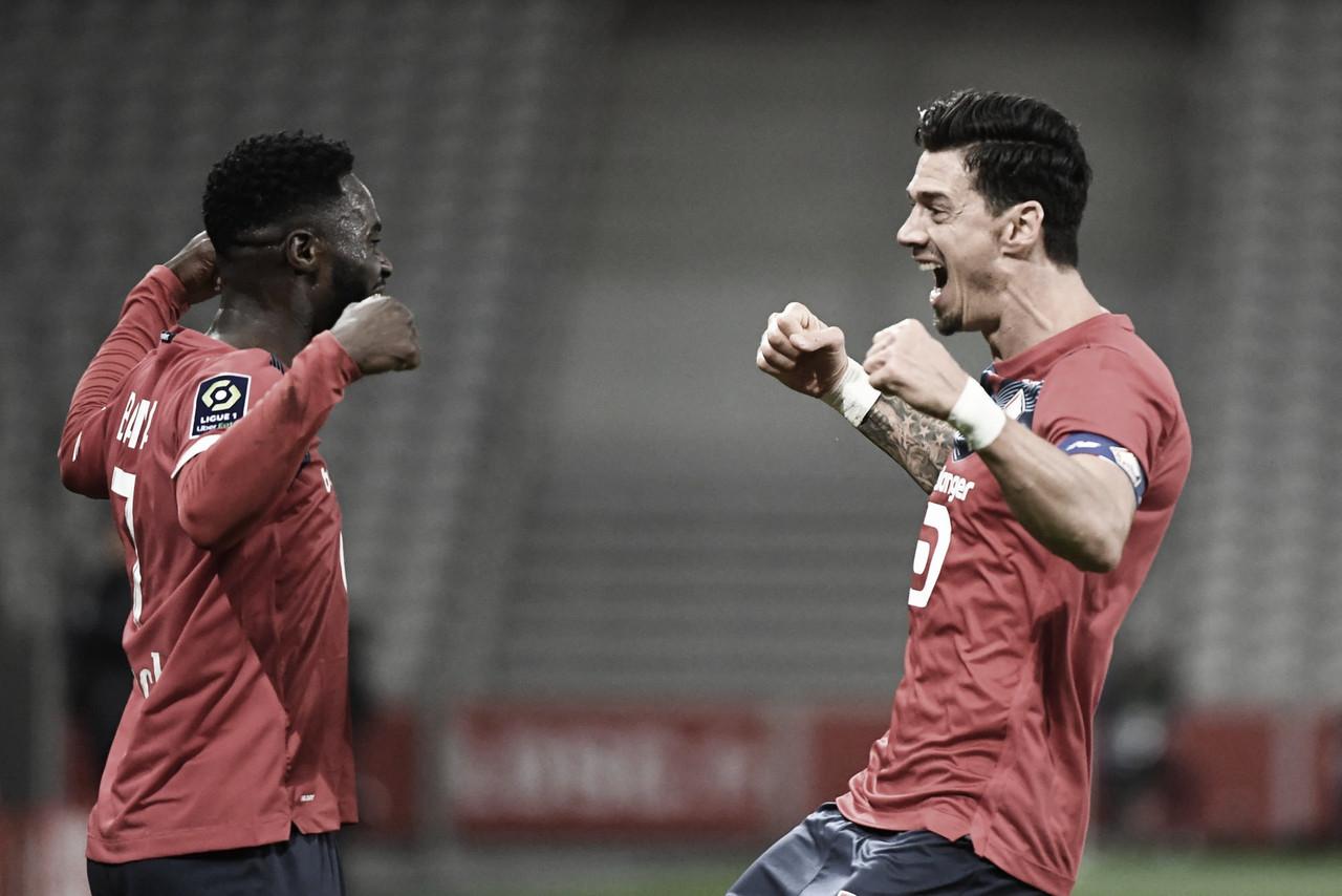 Líder do Campeonato Francês, técnico do Lille mantém pés no chão e projeta duelo com PSG