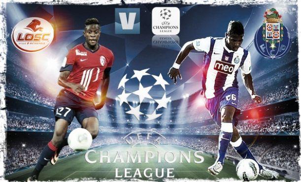 FC Porto em Lille: O primeiro grande teste