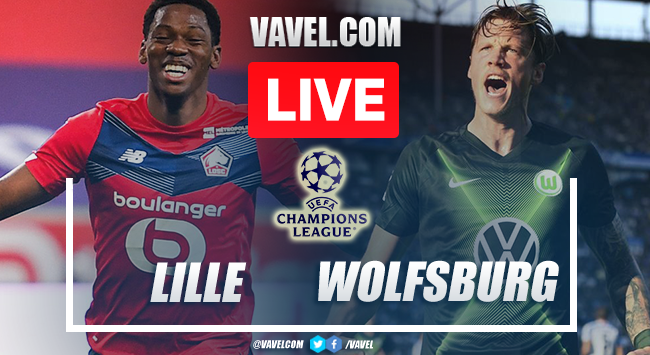 Highlights: Lille 0-0 Wolfsburg in Champions League 2021