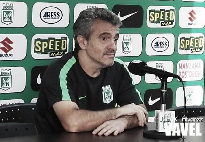 """Juan Manuel Lillo: """"El tono del partido lo hemos ido teniendo"""""""