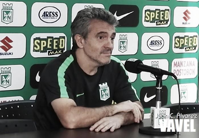 """Juan Manuel Lillo: """"La honestidadcompetitiva hace que salgamos a ganarle a Tigres y al DIM"""""""