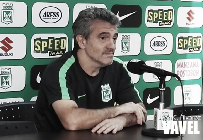 """Juan Manuel Lillo: """"A nosotros nos faltó el gol y también respirar"""""""