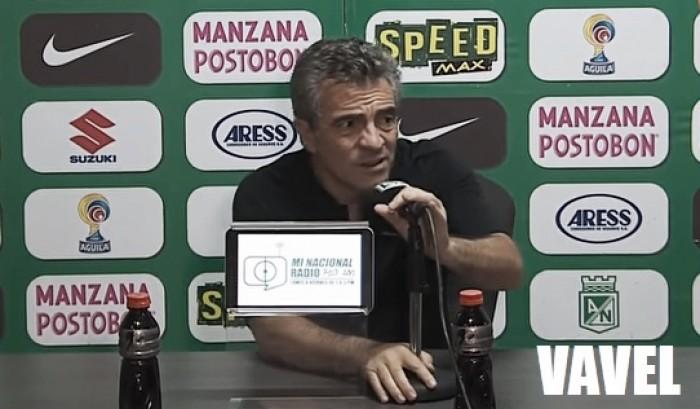 """Juan Manuel Lillo: """"Le hacemos difícil al rival que pueda hacernos daño"""""""