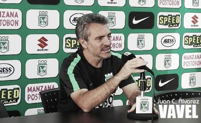 """Juan Manuel Lillo: """"Para nuestro equipo, es un partido de liguilla"""""""