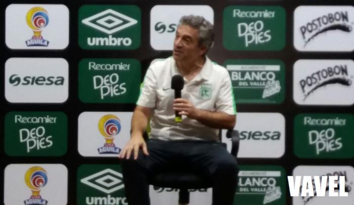 """Juan Manuel Lillo: """"Hay vivencias que los jugadores tienen que tener para encontrar respuestas"""""""