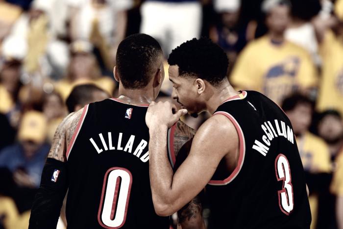 NBA Playoffs 2017 - Portland a caccia del pareggio, la carica di Lillard e McCollum