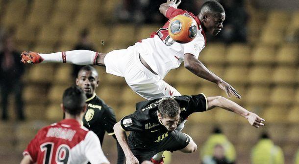 Mónaco empata em casa e pode perder Moutinho para o duelo da «Champions»
