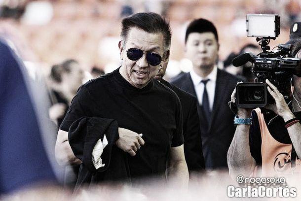 Peter Lim: esfuerzo y perseverancia