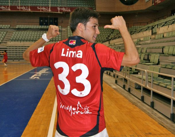 """Gabriel Lima: """"Es un gran honor vestir la camiseta de ElPozo"""""""