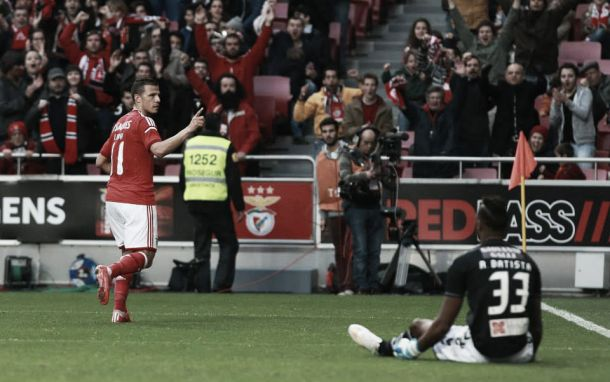 Vitória ante sadinos: Benfica diz «presente» e confirma favoritismo