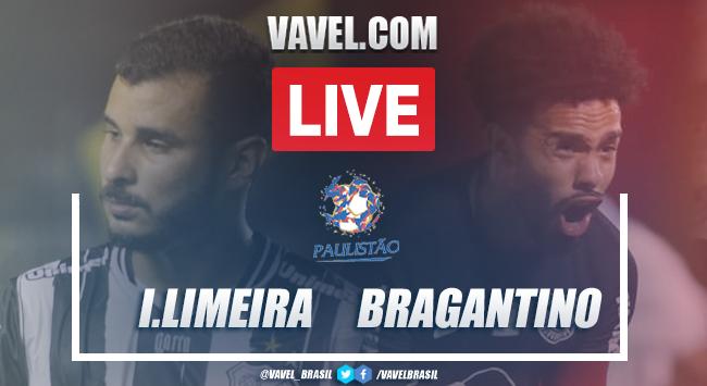 Gols e melhores momentos de Inter de Limeira 0 x 2 RB Bragantino pelo Campeonato Paulista 2021