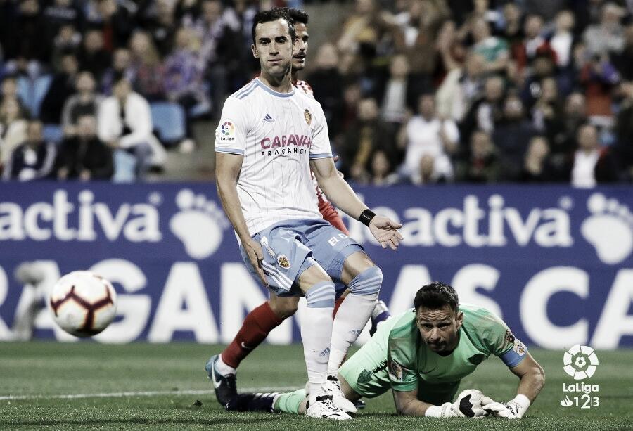 Claves Real Zaragoza - UD Almería: El balón parado frena al Real Zaragoza