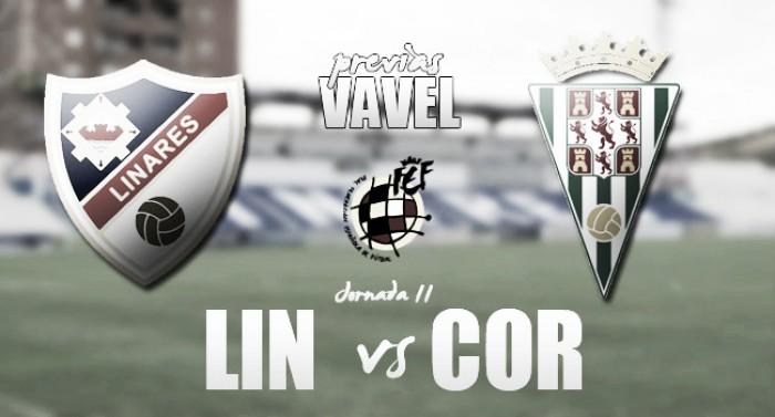 Previa Linares - Córdoba 'B', un duelo por ascender en la tabla