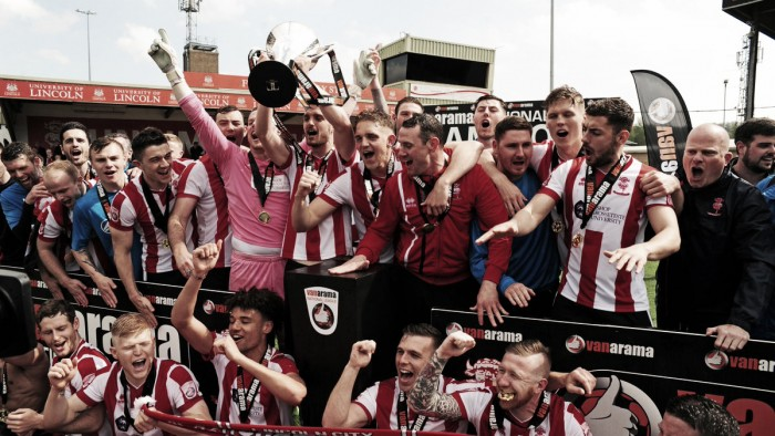 El Lincoln City regresa a la Football League