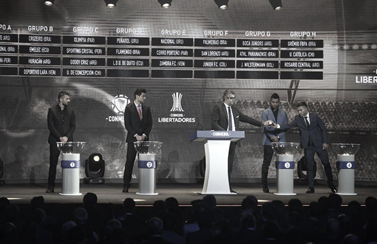 Camisa pesada e (muita) altitude: Os adversários do Flamengo na Libertadores 2019