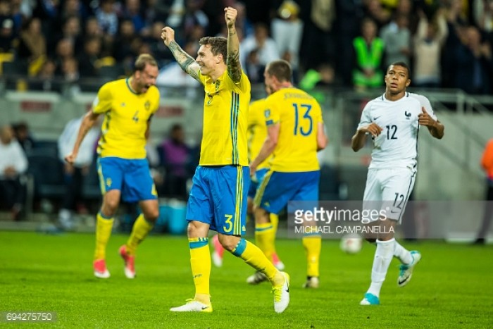 Lindelöf will succeed at Man United, asserts Sweden teammate Seb Larsson
