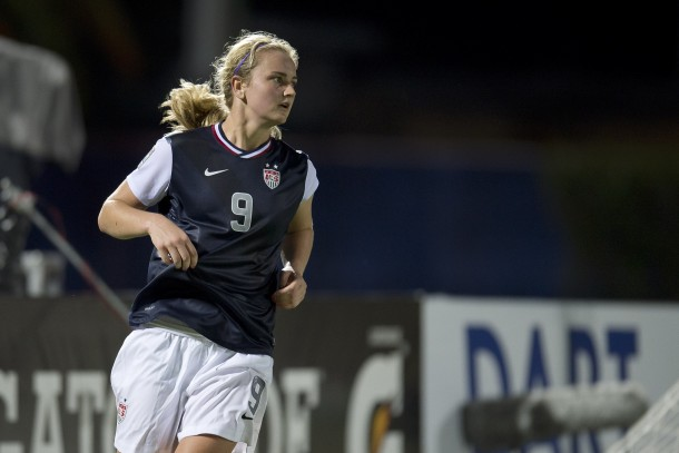 2015 Victory Tour: USWNT Young Guns Prepare For China
