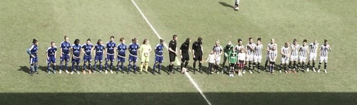 Notts County Ladies 0-1 Birmingham City Ladies: Captain leads the way in Nottingham
