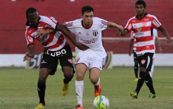 Linense vence Botafogo e segue vivo na luta contra o rebaixamento