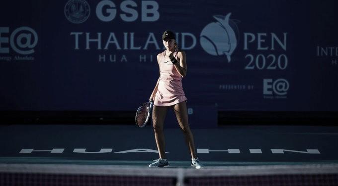 Linette derrota jovem Küng e conquista WTA de Hua Hin