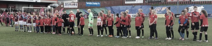 Sheffield Ladies 1-2 Aston Villa Ladies: Wilkinson at the double for Villa
