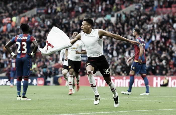 Crystal Palace 1-2 Manchester United AET: Eagles suffer FA Cup final heartbreak despite Puncheon's opener