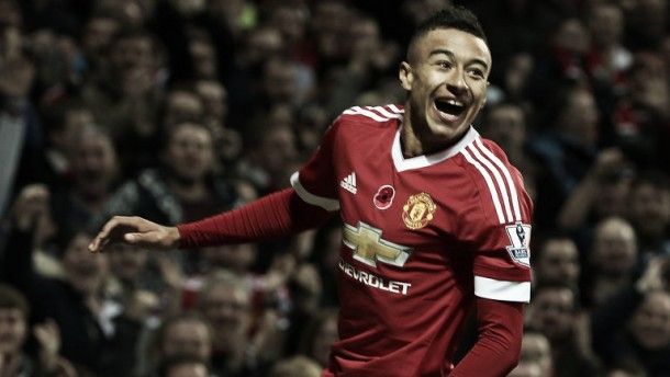 Manchester United's Jesse Lingard called up to England squad