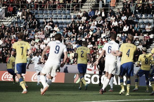 England U21 1-0 Sweden U21: Lingard stunner seals first victory for Young Lions