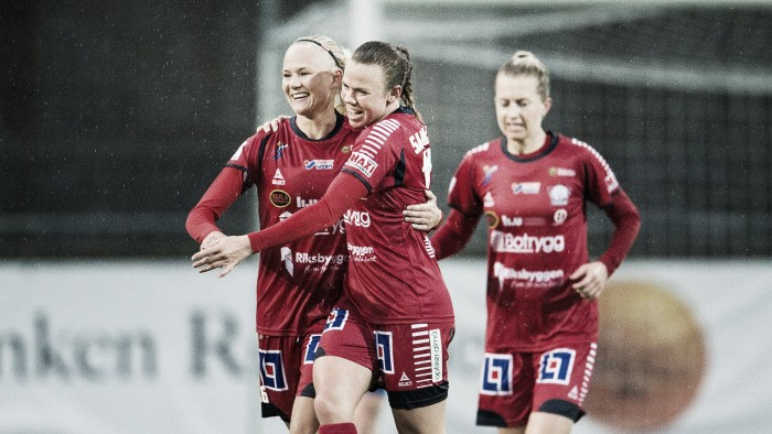 Damallsvenkan Week Six Round-up: Rosengård and Linköpings continue their 100 per cent start