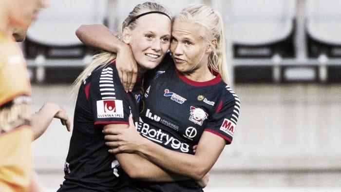 Damallsvenskan Week 10 Roundup:Stina Blackstenius strikes late asLinköpings remain in first