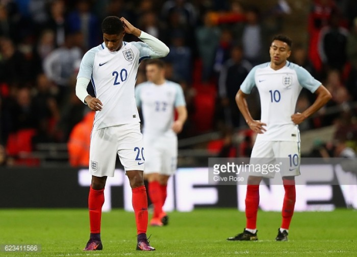 Manchester United international watch: Four Red Devils involved in England's draw against Spain