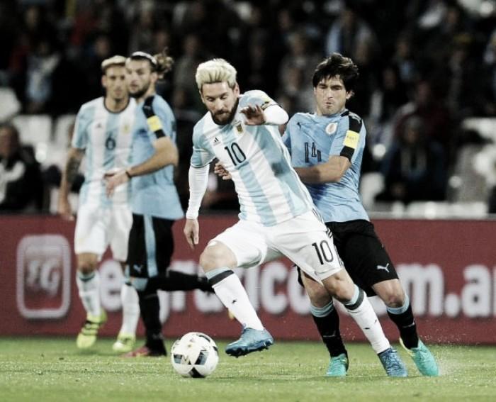 Messi no va a Venezuela