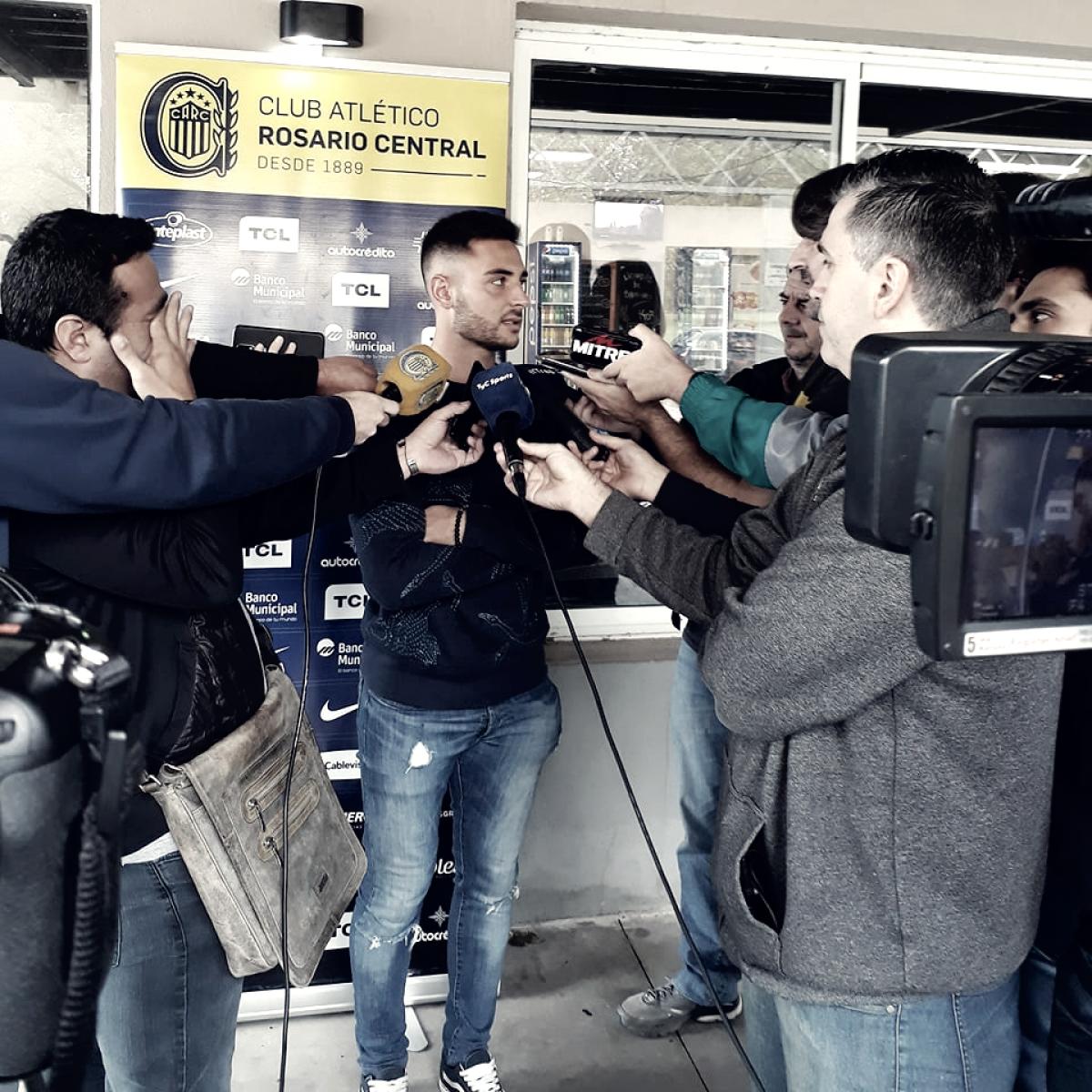 Andrés Lioi será titular