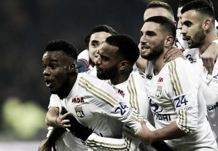 Ligue 1, Darder e Ghezzal trascinano il Lione contro il St. Etienne