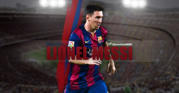FC Barcelona 2014: Leo Messi
