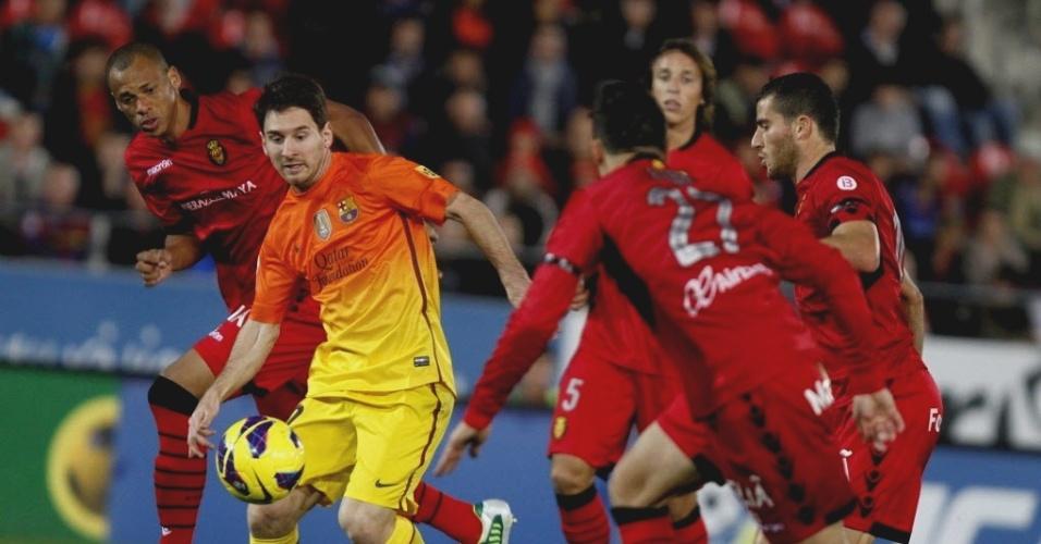 Barcelona - Mallorca: Duelo em Camp Nou, sem Lionel Messi