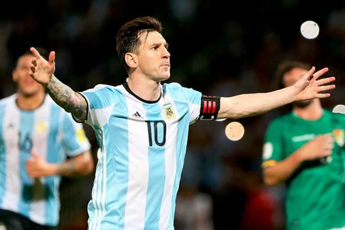 Verso Russia 2018, tutto facile per l'Argentina: 2-0 con la Bolivia