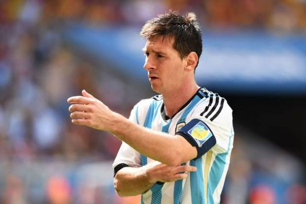 Messi - Robben e la voglia di riscatto