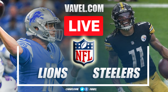 Touchdowns and Highlights: Lions 20-26 Steelers in NFL Preseason
