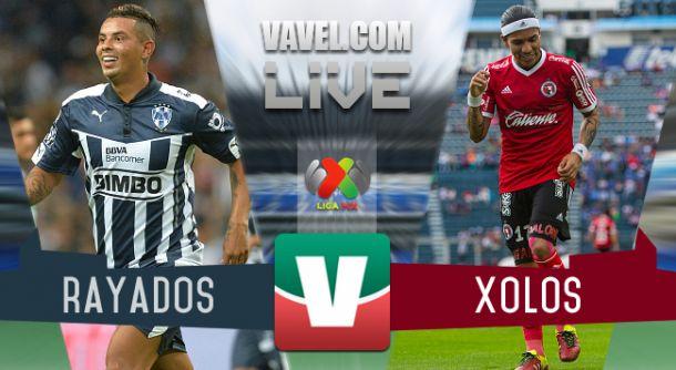 Resultado Monterrey - Tijuana en Liga MX 2015 (3-1)