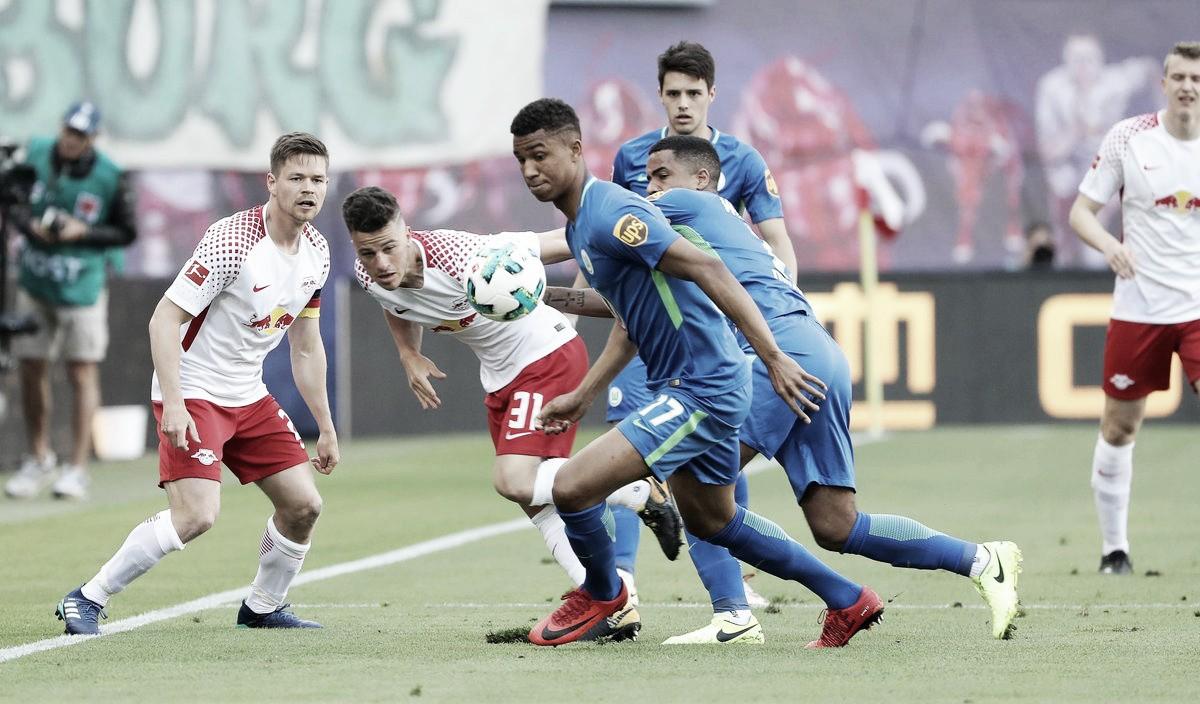 Bundesliga - Poker Lipsia, Wolfsburg piegato (4-1)
