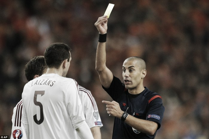 Liran Liany arbitrará el Osmanlispor-Villarreal