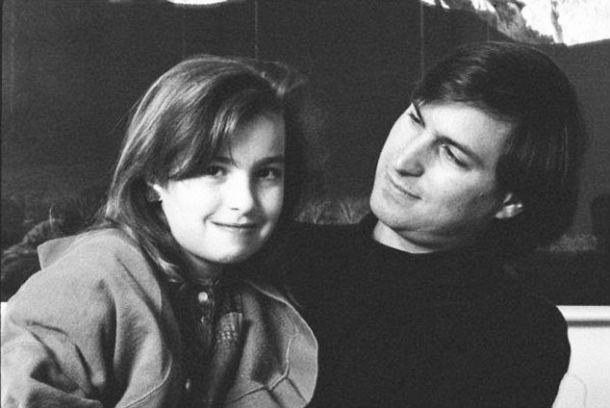 La hija de Steve Jobs será la heroína en su biopic