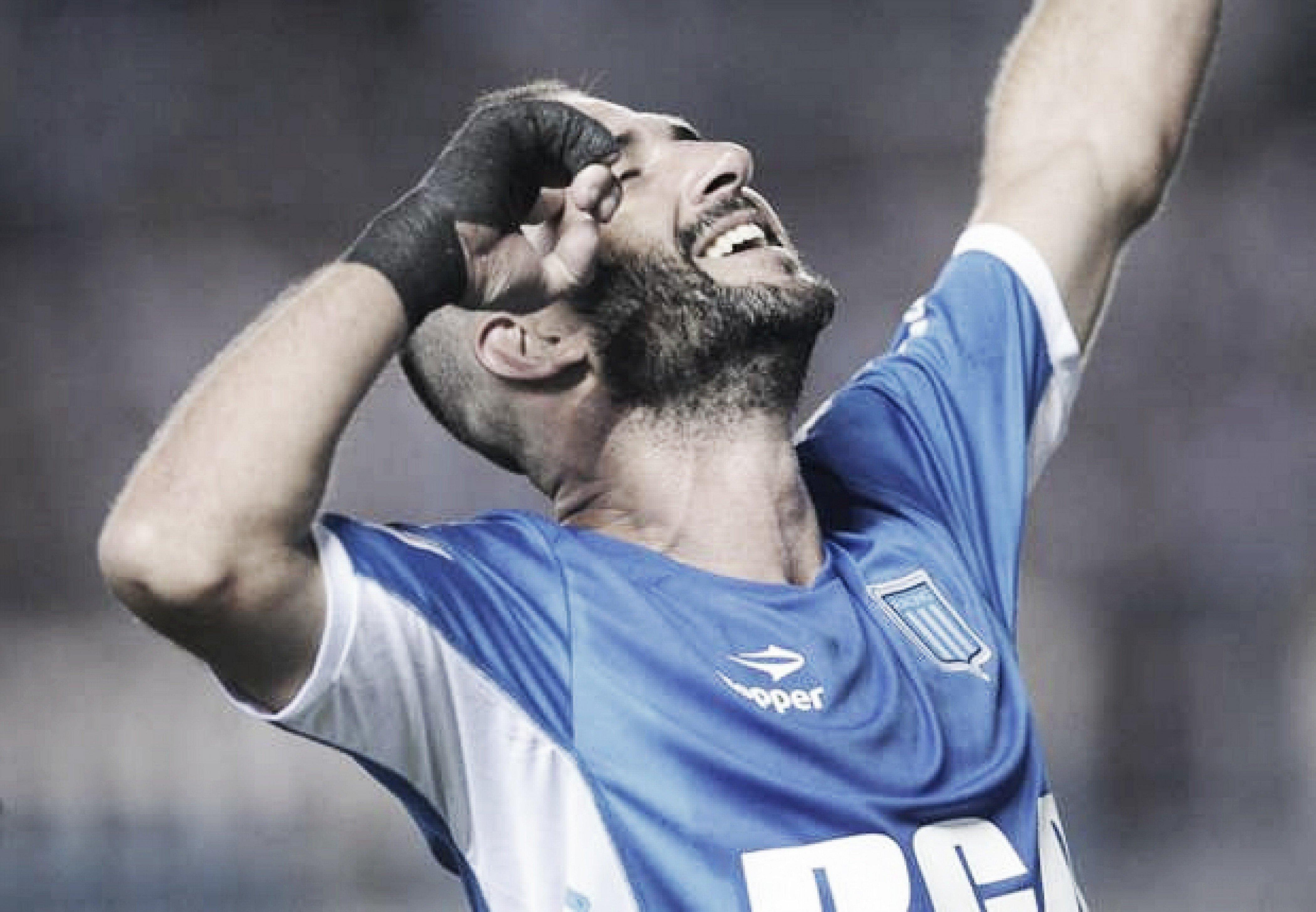 "Lisandro López: ""No tengo futuro de técnico"""