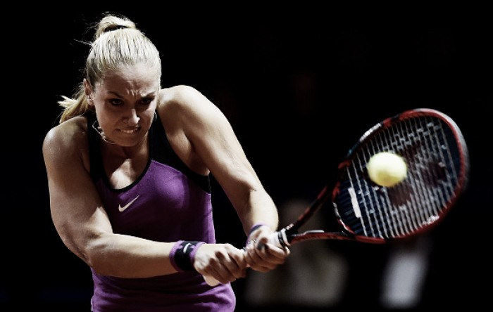 WTA Madrid: Sabine Lisicki returns to winning ways, powers past Monica Puig