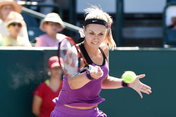 WTA Charleston: Americans Struggle On Day One