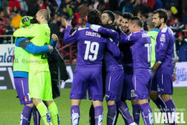 Lista de convocados frente al Levante: ni Salva Sevilla, ni Fuentes